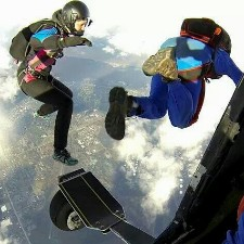 An image of skydivesup
