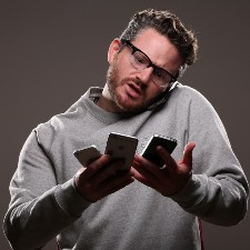 An image of notaluddite